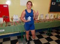 Marzena Horoszko – mistrzyni Europy w zapasach